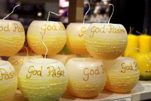 god påske lys