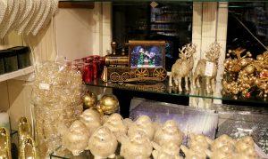 dekorasjoner til jul